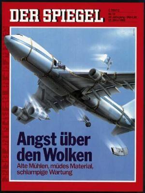 DER SPIEGEL Nr. 13, 27.3.1989 bis 2.4.1989