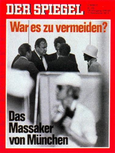DER SPIEGEL Nr. 38, 11.9.1972 bis 17.9.1972
