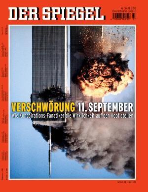 DER SPIEGEL Nr. 37, 8.9.2003 bis 14.9.2003
