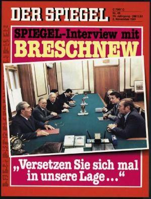 Der Spiegel 45/1981