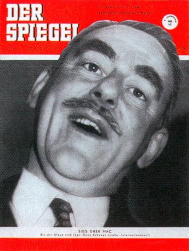 DER SPIEGEL Nr. 17, 25.4.1951 bis 1.5.1951