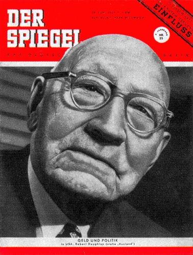DER SPIEGEL Nr. 25, 20.6.1951 bis 26.6.1951