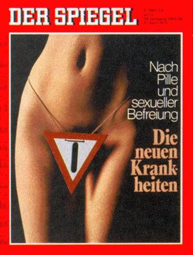 DER SPIEGEL Nr. 17, 21.4.1975 bis 27.4.1975