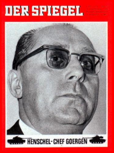DER SPIEGEL Nr. 19, 6.5.1964 bis 12.5.1964