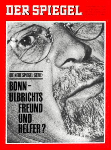 DER SPIEGEL Nr. 40, 30.9.1964 bis 6.10.1964