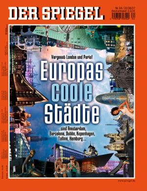 DER SPIEGEL Nr. 34, 20.8.2007 bis 26.8.2007