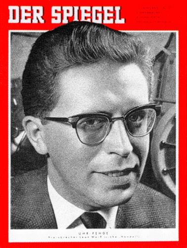 DER SPIEGEL Nr. 37, 9.9.1959 bis 15.9.1959