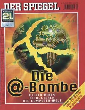 DER SPIEGEL Nr. 20, 15.5.2000 bis 21.5.2000