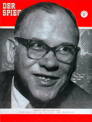 DER SPIEGEL 50/1954, 8.12.1954, 9.12.1954, 10.12.1954, 11.12.1954, 12.12.1954, 13.12.1954, 14.12.1954