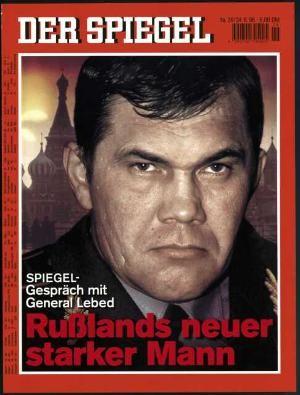 DER SPIEGEL Nr. 26, 24.6.1996 bis 30.6.1996
