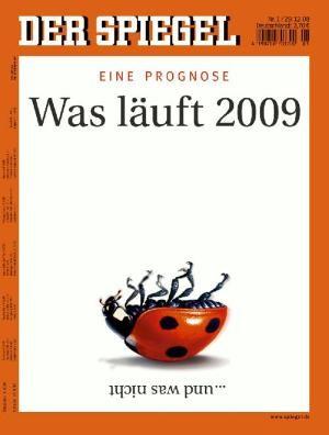 DER SPIEGEL Nr. 1, 29.12.2009 bis 4.1.2010