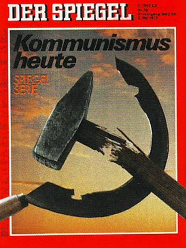 DER SPIEGEL Nr. 19, 2.5.1977 bis 8.5.1977