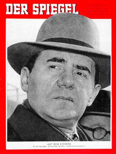 DER SPIEGEL Nr. 31, 29.7.1959 bis 4.8.1959