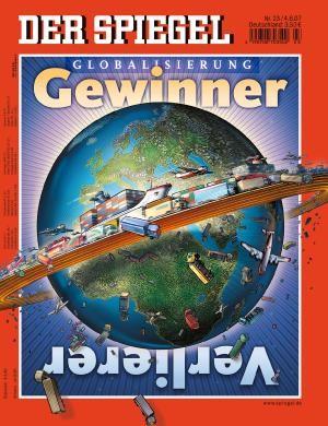 DER SPIEGEL Nr. 23, 4.6.2007 bis 10.6.2007