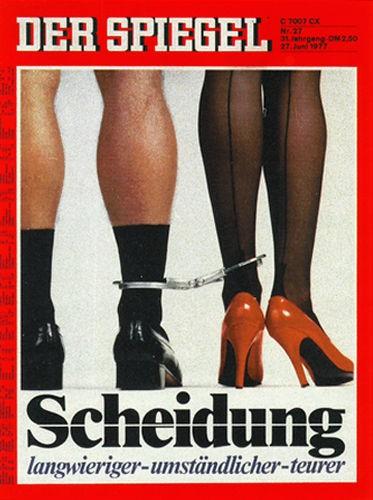 DER SPIEGEL Nr. 27, 27.6.1977 bis 3.7.1977