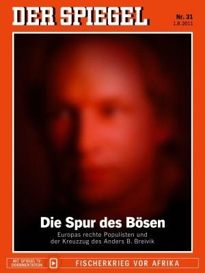 DER SPIEGEL Nr. 31, 1.8.2011 bis 7.8.2011