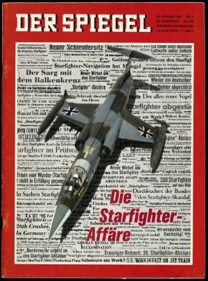 Der Spiegel Nr. 5, 24.1.1966 bis 30.1.1966