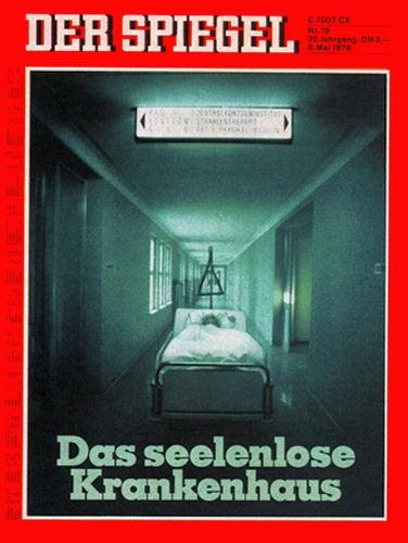 DER SPIEGEL Nr. 19, 8.5.1978 bis 14.5.1978