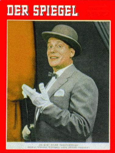 DER SPIEGEL Nr. 2, 8.1.1958 bis 14.1.1958
