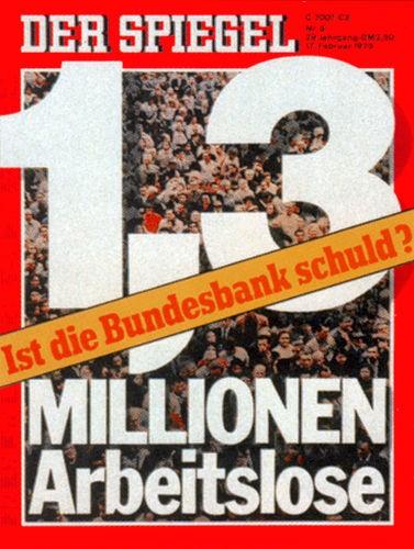 DER SPIEGEL Nr. 8, 17.2.1975 bis 23.2.1975