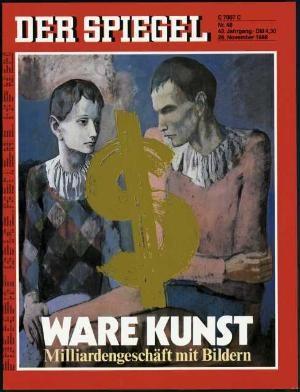 DER SPIEGEL Nr. 48, 28.11.1988 bis 4.12.1988