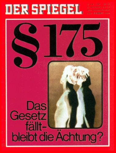 DER SPIEGEL Nr. 20, 12.5.1969 bis 18.5.1969