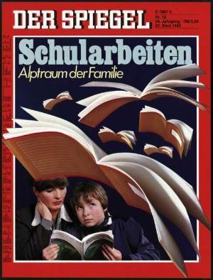 DER SPIEGEL Nr. 12, 22.3.1982 bis 28.3.1982