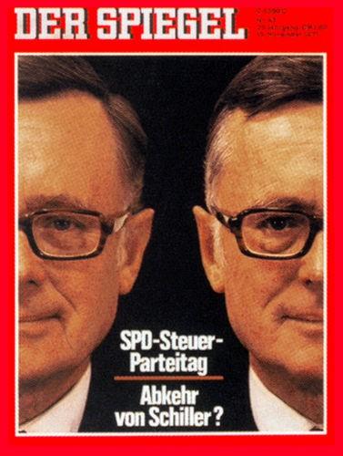DER SPIEGEL Nr. 47, 15.11.1971 bis 21.11.1971