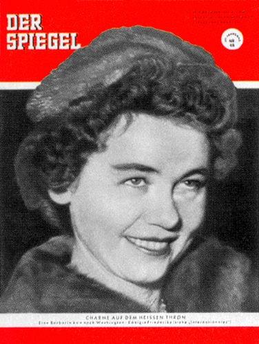 DER SPIEGEL Nr. 48, 25.11.1953 bis 1.12.1953