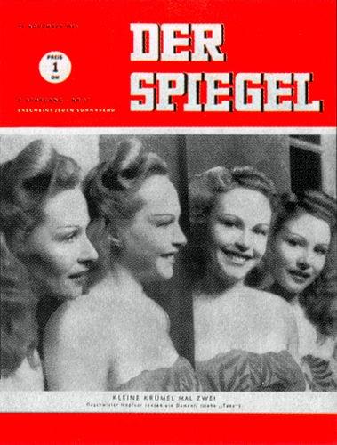 DER SPIEGEL Nr. 47, 20.11.1948 bis 26.11.1948