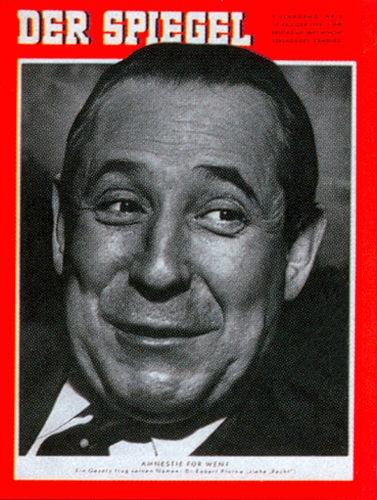DER SPIEGEL Nr. 3, 12.1.1955 bis 18.1.1955