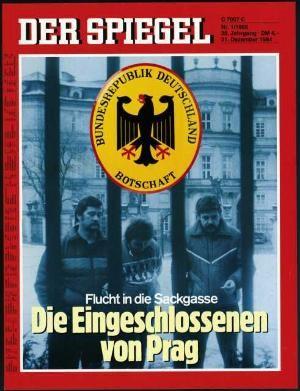 DER SPIEGEL Nr. 1, 31.12.1984 bis 6.1.1985
