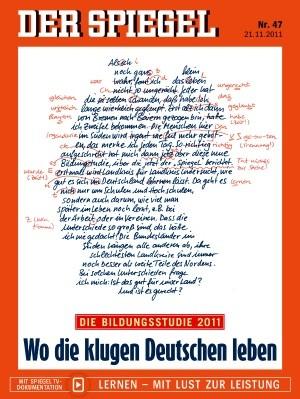 DER SPIEGEL Nr. 47, 21.11.2011 bis 27.11.2011