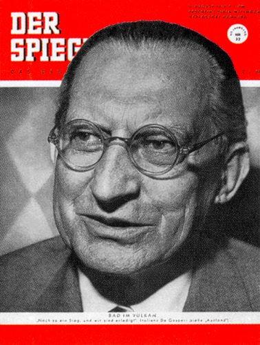 DER SPIEGEL Nr. 32, 5.8.1953 bis 11.8.1953