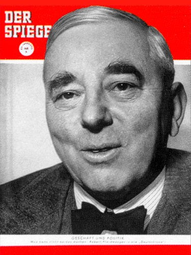DER SPIEGEL Nr. 5, 27.1.1954 bis 2.2.1954