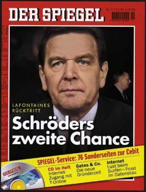 DER SPIEGEL Nr. 11, 15.3.1999 bis 21.3.1999