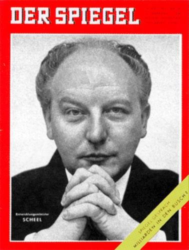 DER SPIEGEL Nr. 20, 16.5.1962 bis 22.5.1962