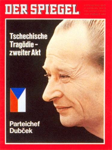 DER SPIEGEL Nr. 36, 2.9.1968 bis 8.9.1968