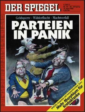 DER SPIEGEL Nr. 16, 13.4.1992 bis 19.4.1992