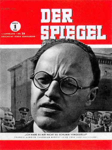 DER SPIEGEL Nr. 26, 28.6.1947 bis 4.7.1947