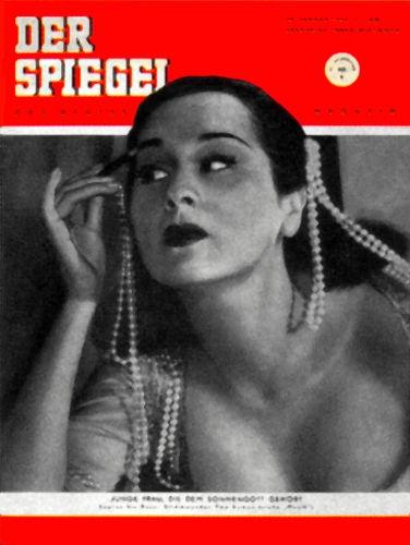 DER SPIEGEL Nr. 5, 30.1.1952 bis 5.2.1952