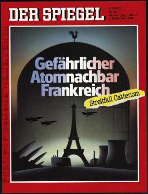 DER SPIEGEL Nr. 36, 1.9.1986 bis 7.9.1986