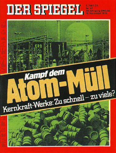 DER SPIEGEL Nr. 47, 15.11.1976 bis 21.11.1976