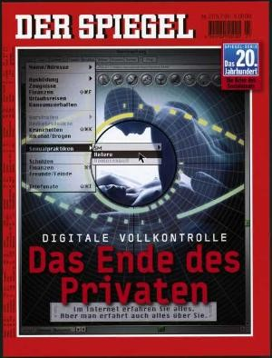 DER SPIEGEL Nr. 27, 5.7.1999 bis 11.7.1999
