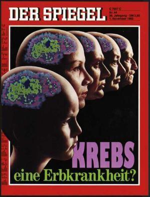 DER SPIEGEL Nr. 44, 1.11.1982 bis 7.11.1982