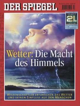 DER SPIEGEL Nr. 23, 5.6.2000 bis 11.6.2000