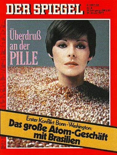DER SPIEGEL Nr. 6, 31.1.1977 bis 6.2.1977