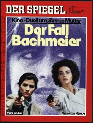Zeitung 1984 DER SPIEGEL 2.1.1984