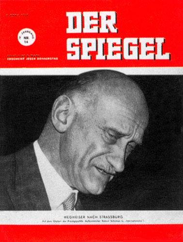 DER SPIEGEL Nr. 14, 6.4.1950 bis 12.4.1950