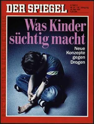 DER SPIEGEL Nr. 21, 20.5.1991 bis 26.5.1991